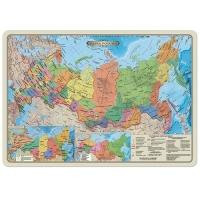 Россия политическая. Карта-пазл 260 деталей